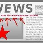 How To Make A Telephone Number Clickable