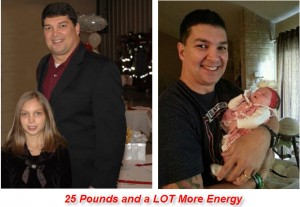 Terry Wygal Loses 25 Pounds